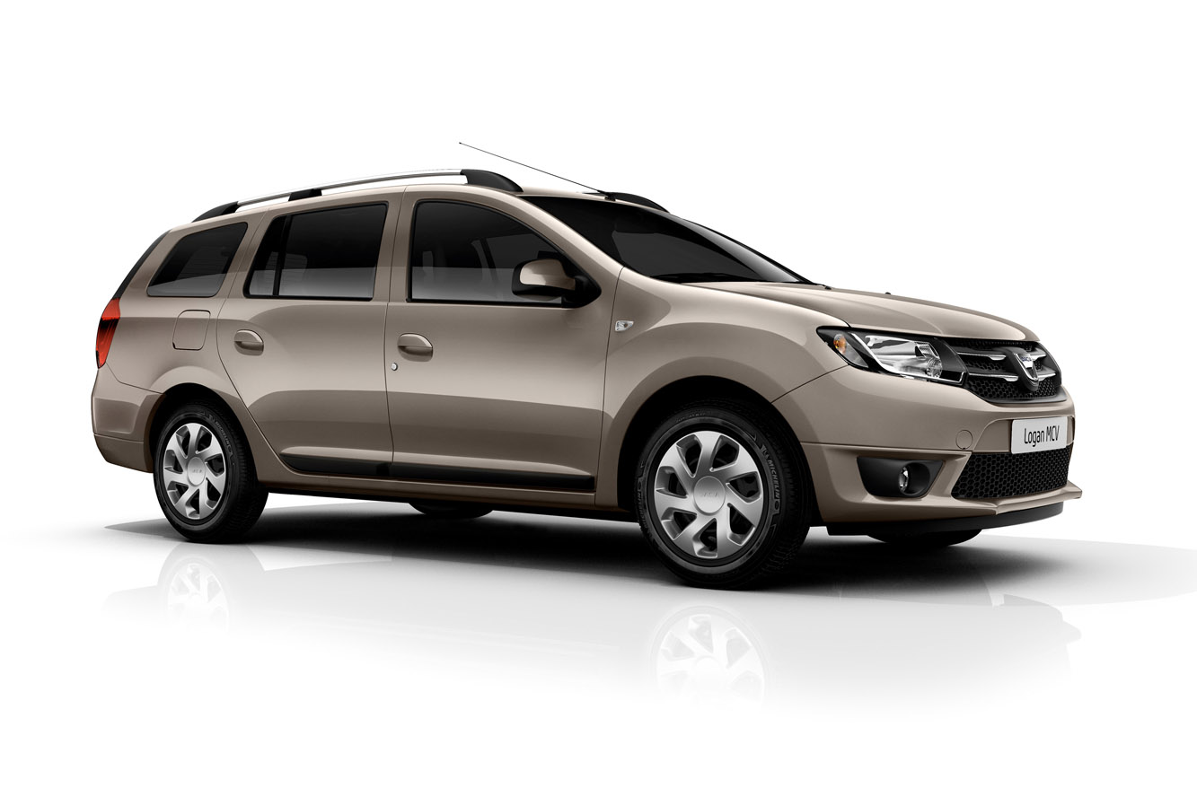 2017 Dacia Logan Van photo - 4