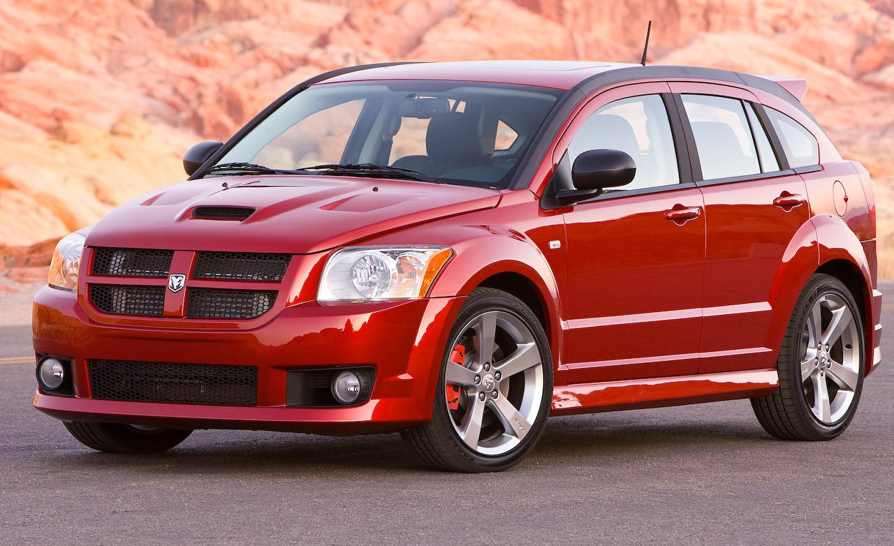 Dodge Caliber on Dodge Avenger