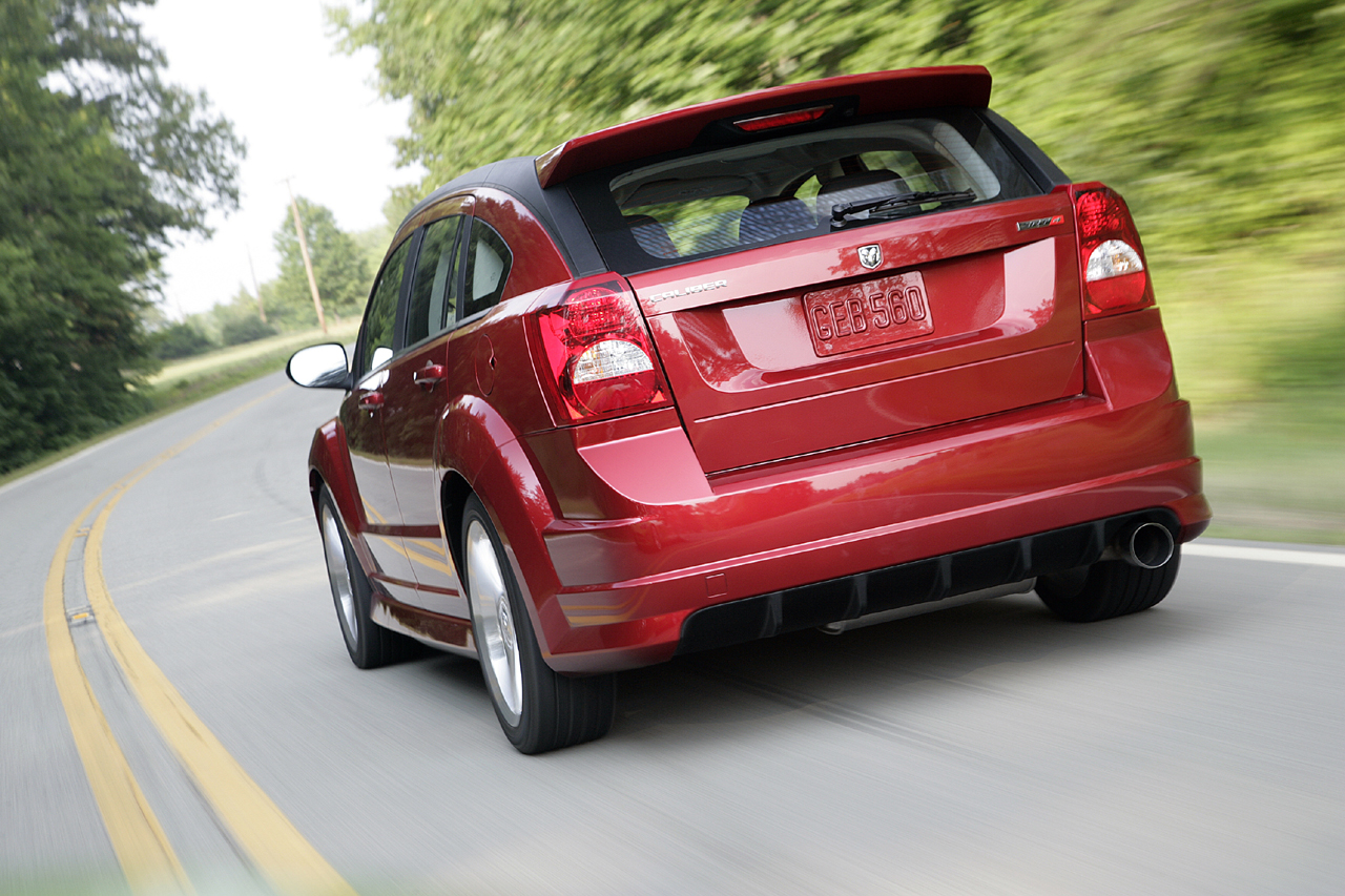 2017 Dodge Caliber SRT4 photo - 2