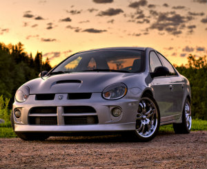 2017 Dodge Caliber SRT4 photo - 3