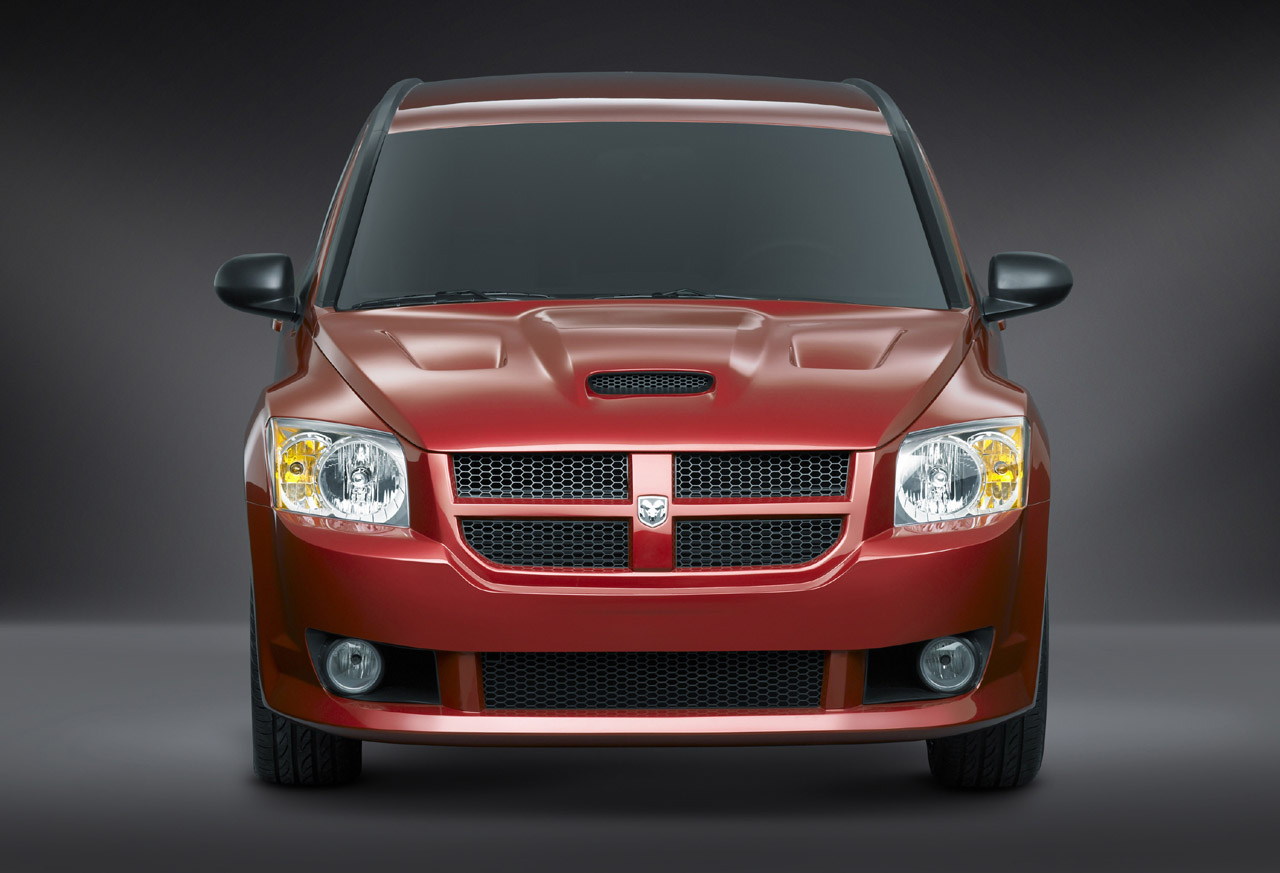 2017 Dodge Caliber SRT4 photo - 4
