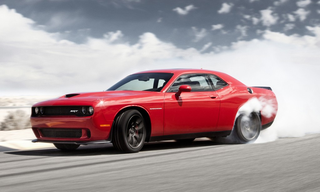 2017 Dodge Challenger RT photo - 1