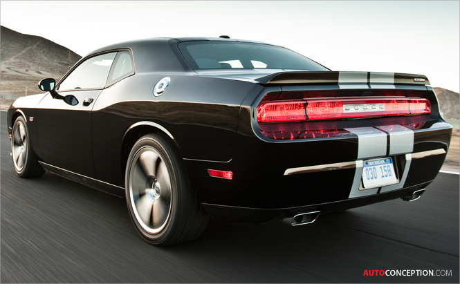 2017 Dodge Challenger SRT8 392 photo - 4