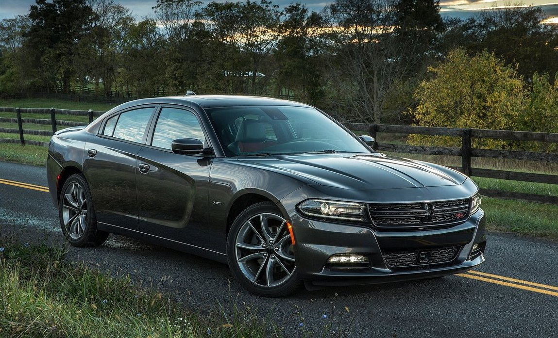 2017 Dodge Charger photo - 1