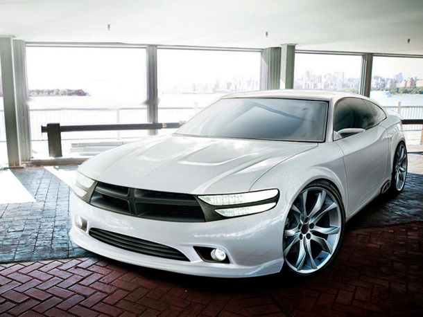 2017 Dodge Charger photo - 4