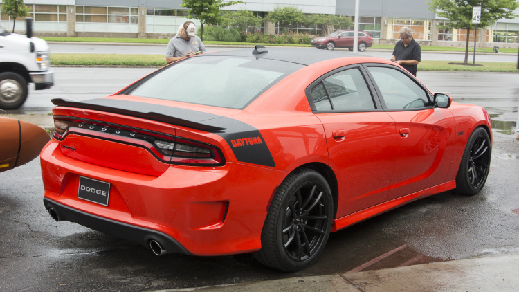 2017 Dodge Charger Daytona RT photo - 1