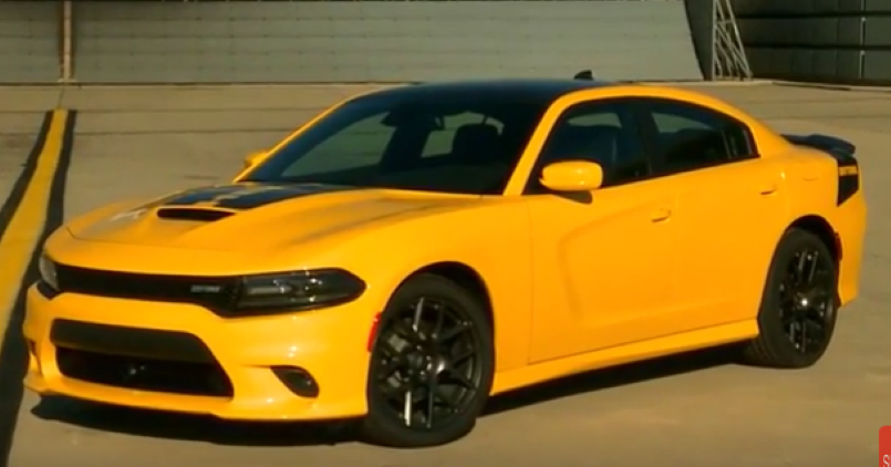 2017 Dodge Charger Daytona RT photo - 3