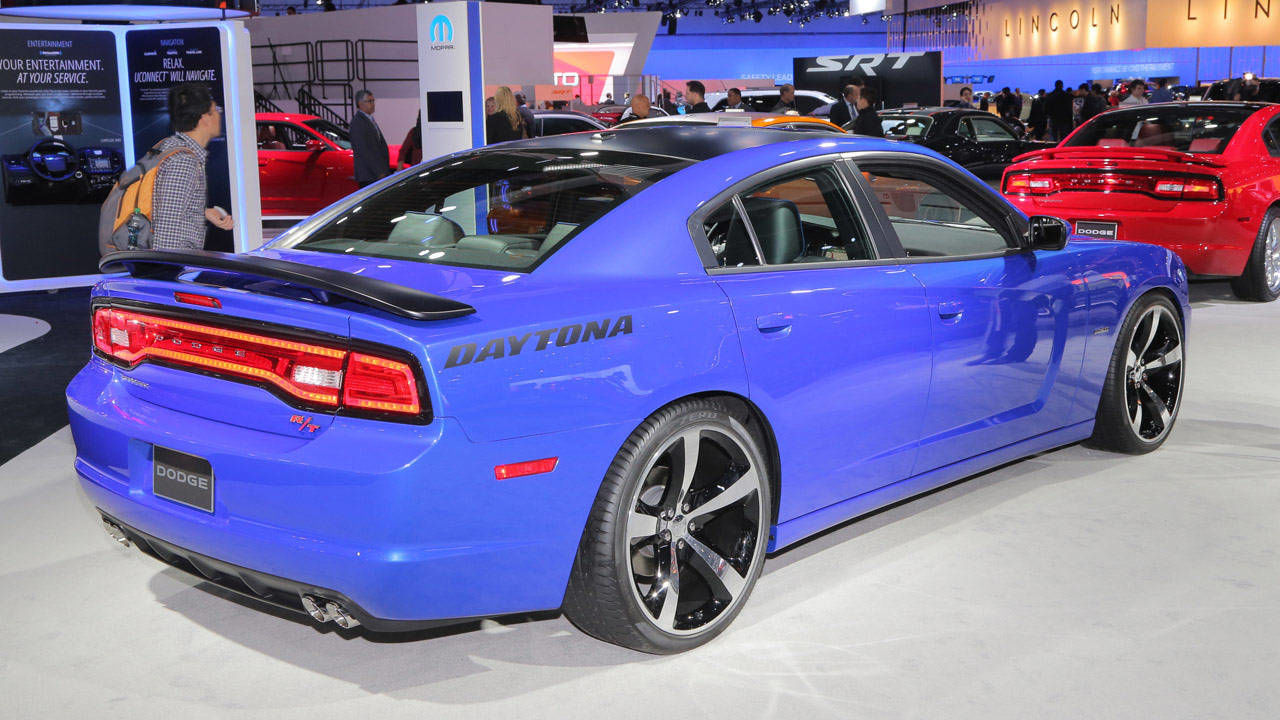 2017 Dodge Charger Daytona RT photo - 4