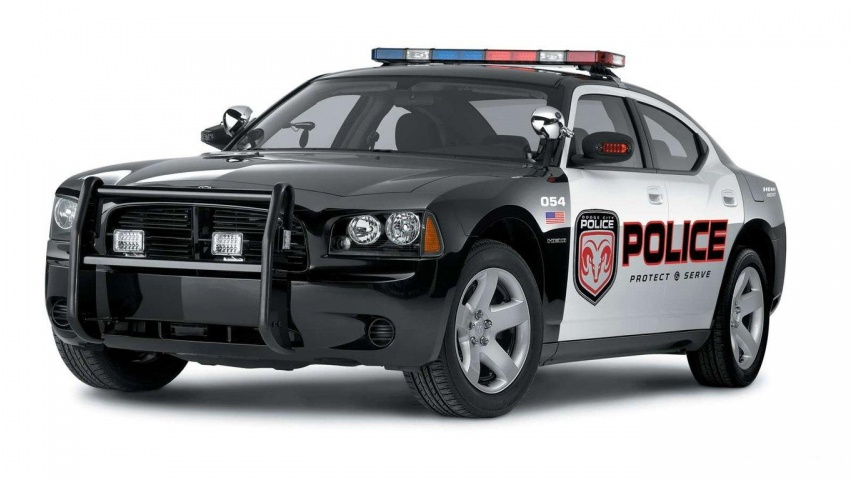 2017 Dodge Charger Police Vehicle photo - 1