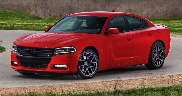 2017 Dodge Charger RT Concept Vehicle photo - 1