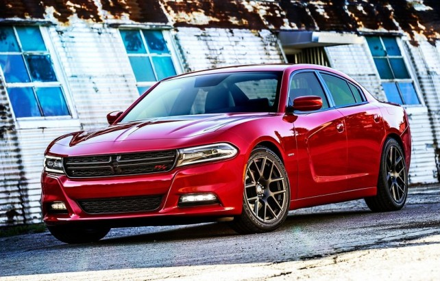 2017 Dodge Charger RT Concept Vehicle photo - 2