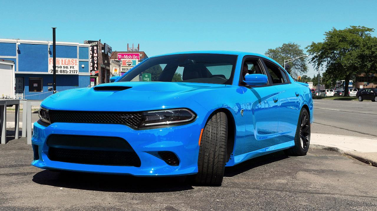 2017 Dodge Charger SRT Hellcat photo - 1