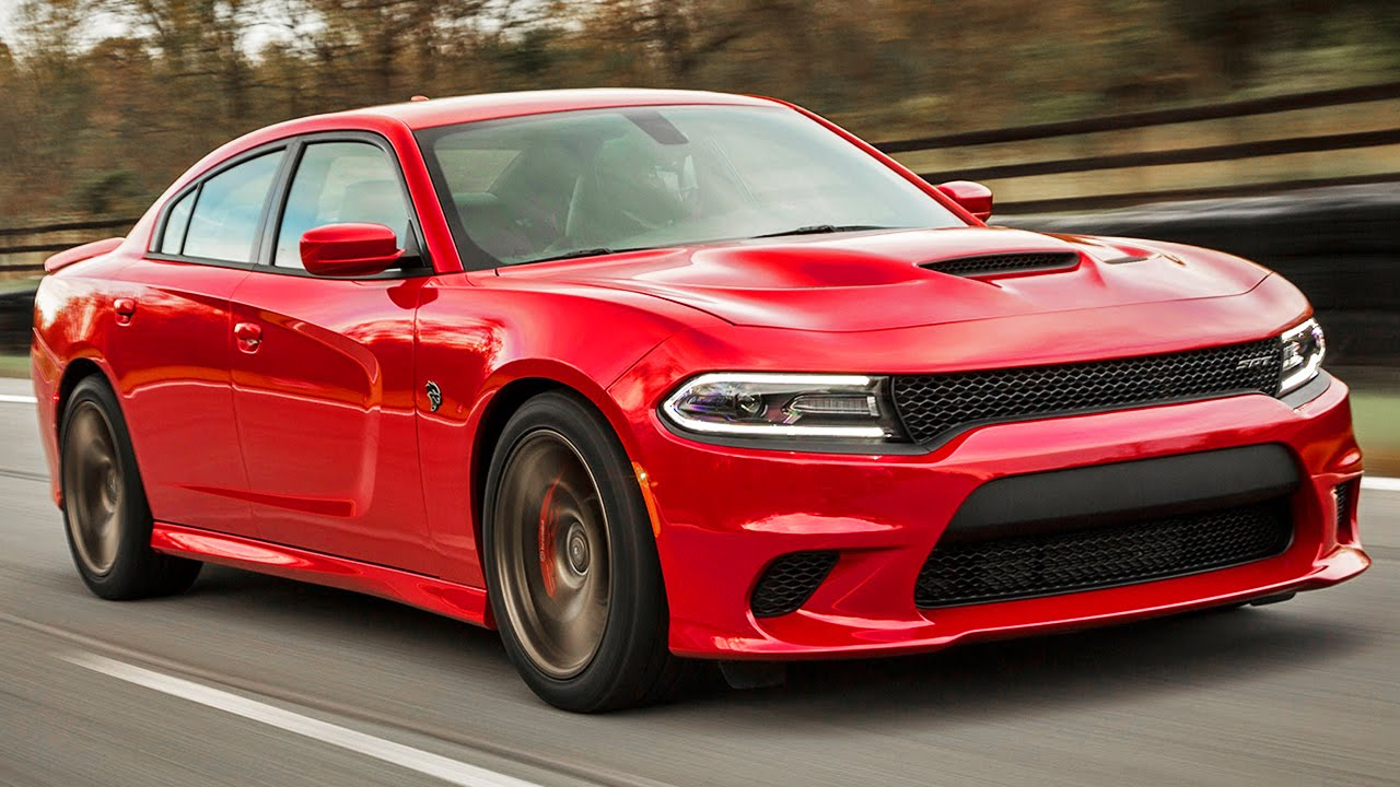 2017 Dodge Charger SRT Hellcat photo - 3