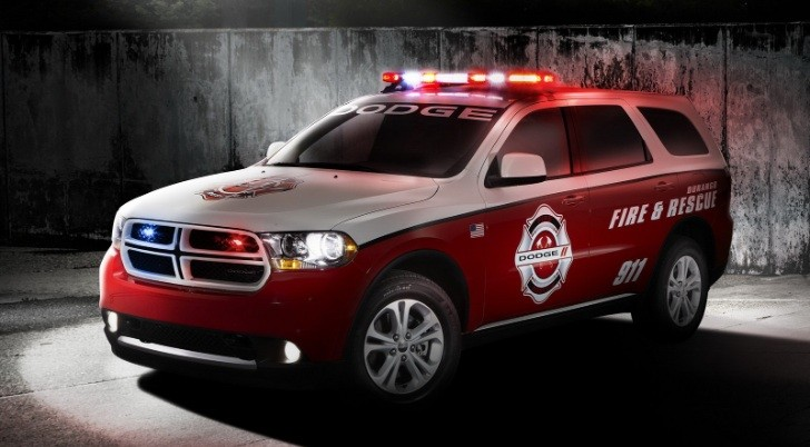 2017 Dodge Coronet Police Vehicle photo - 2