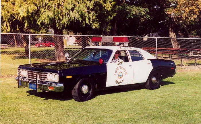 2017 Dodge Coronet Police Vehicle photo - 3