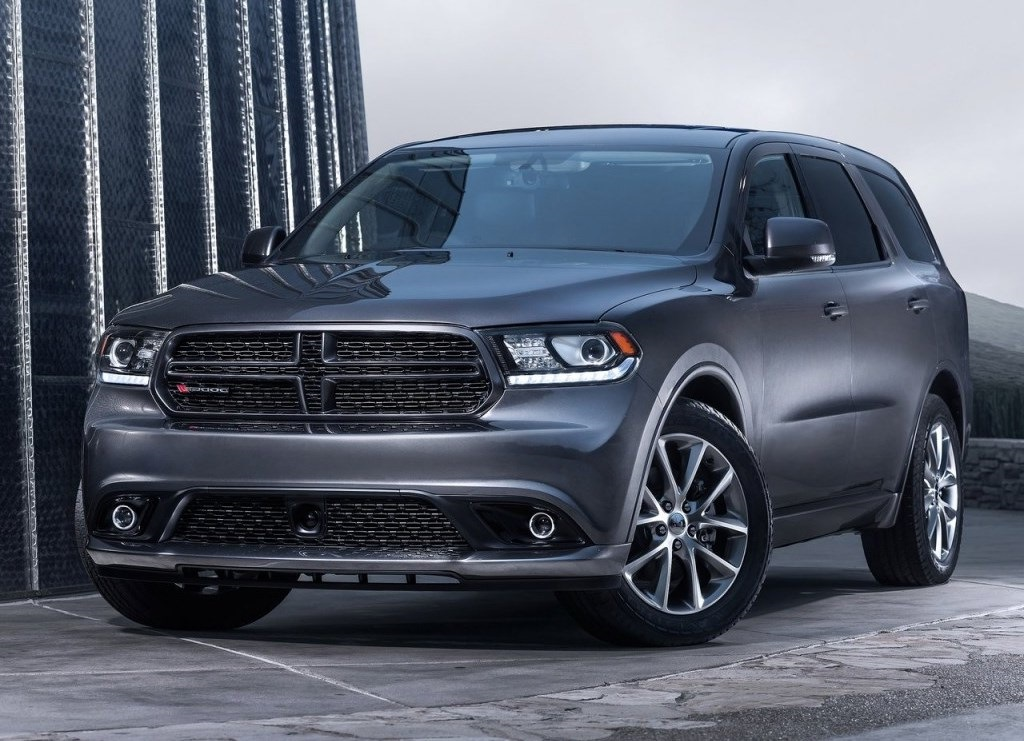 2017 Dodge Durango SLT photo - 1