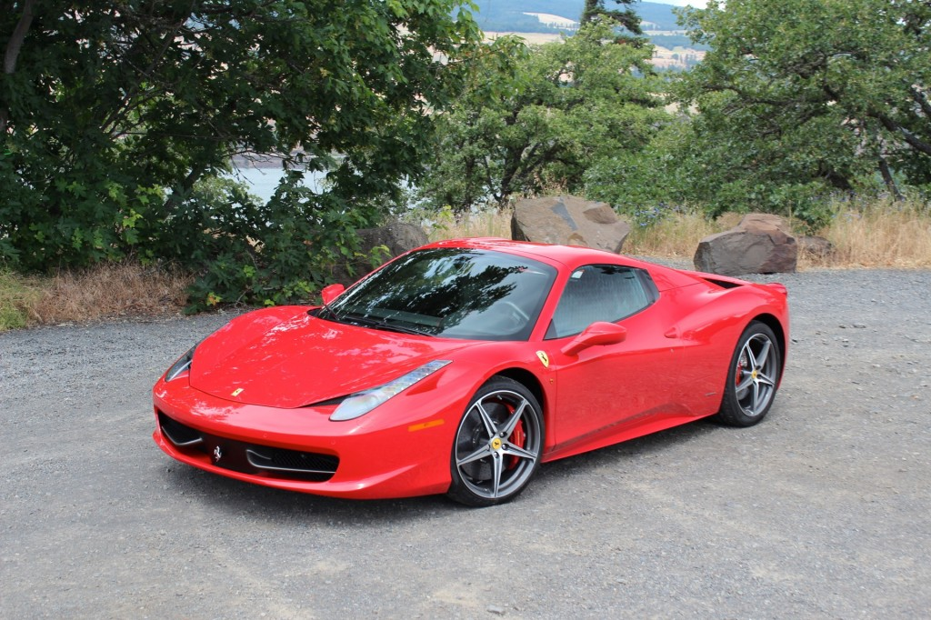 2017 Ferrari 458 Spider photo - 2