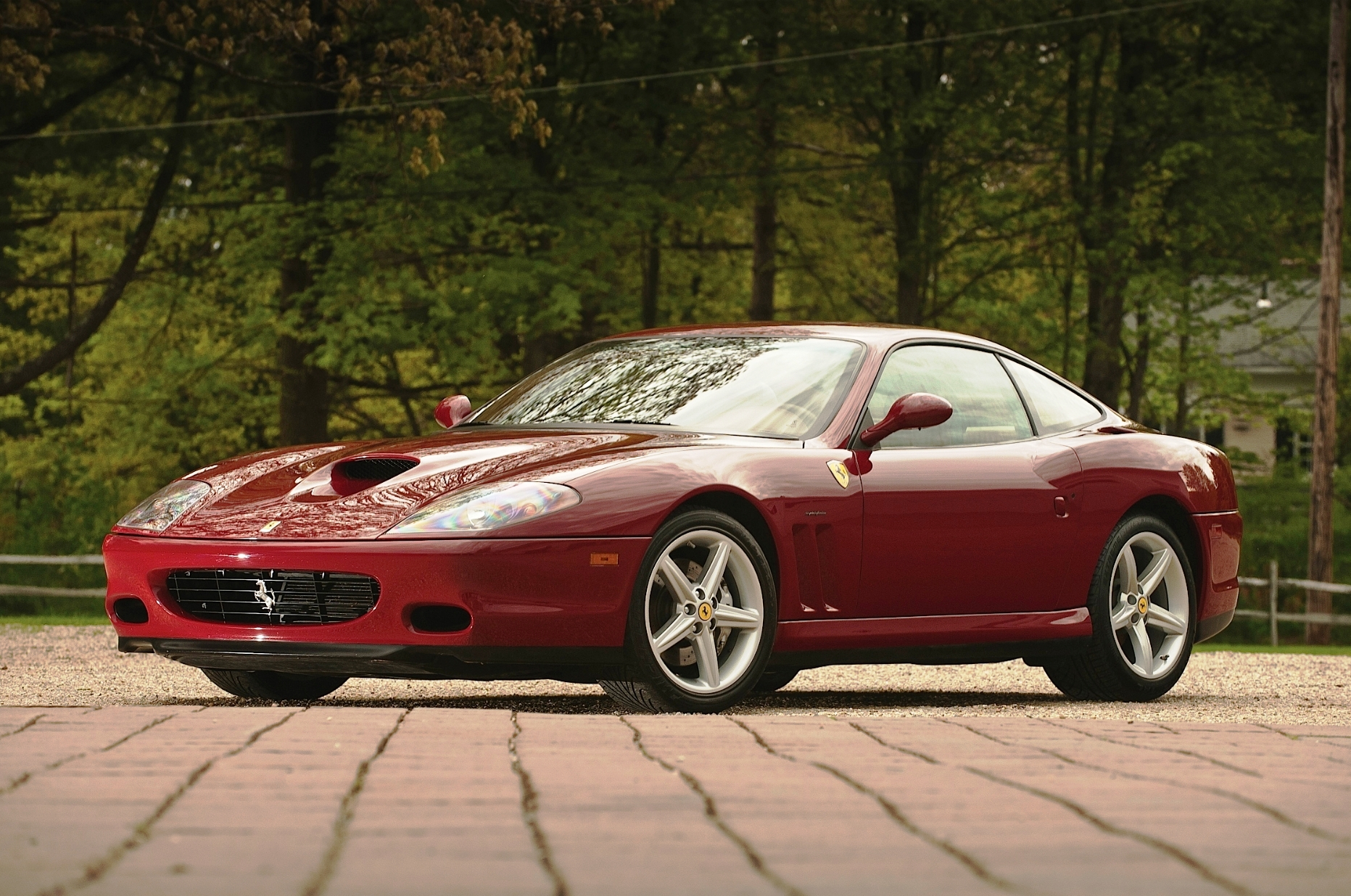 2017 Ferrari 575M Maranello photo - 1