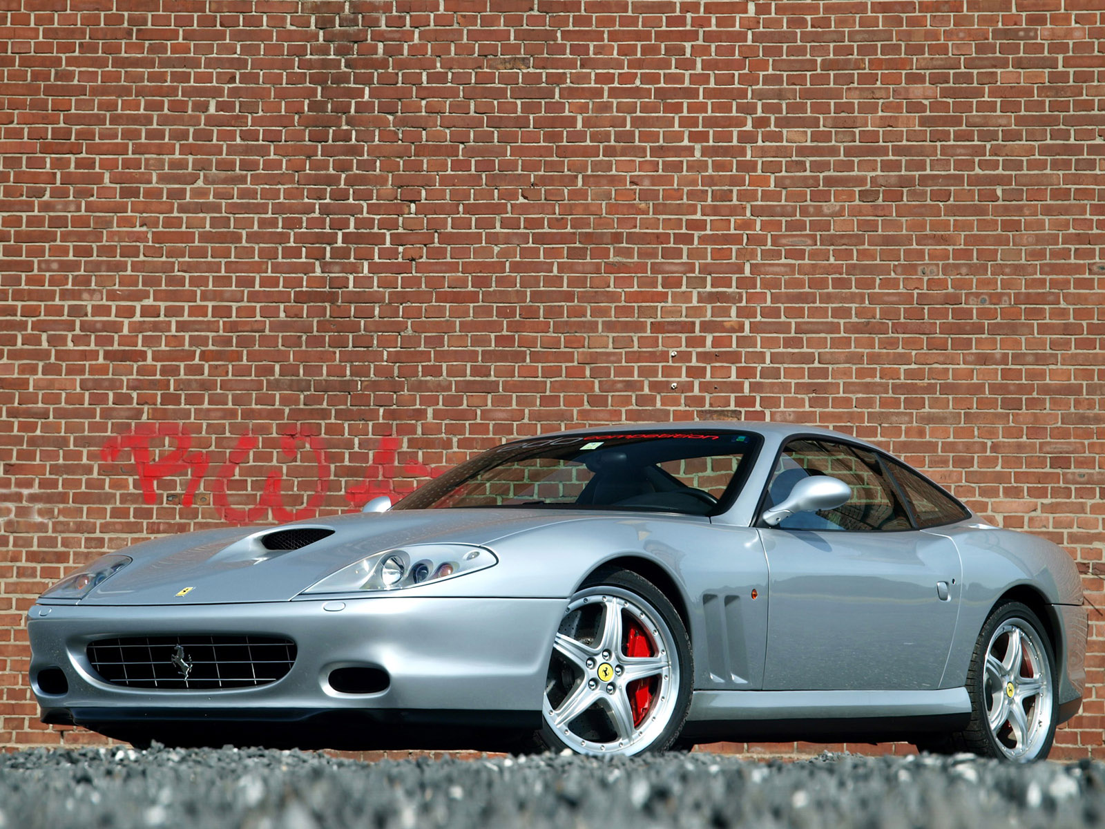 2017 Ferrari 575M Maranello photo - 2