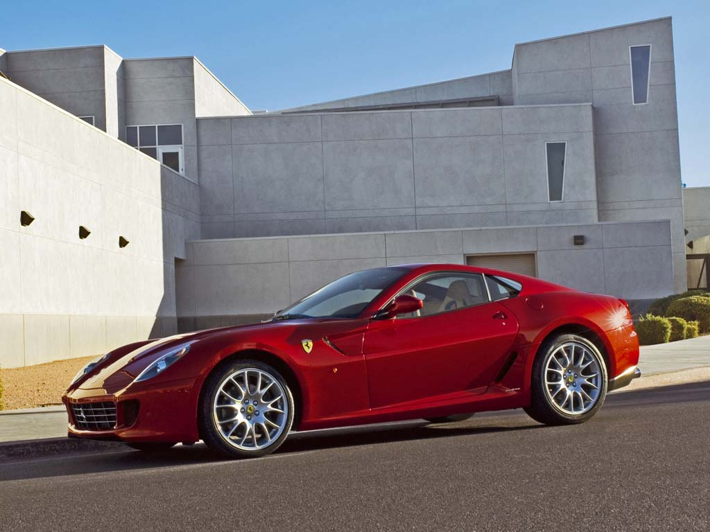 2017 Ferrari 599 GTB Fiorano photo - 2
