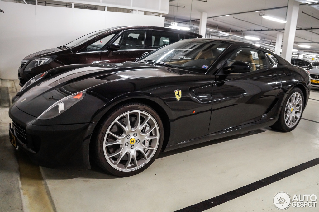 2017 Ferrari 599 GTB Fiorano China photo - 1