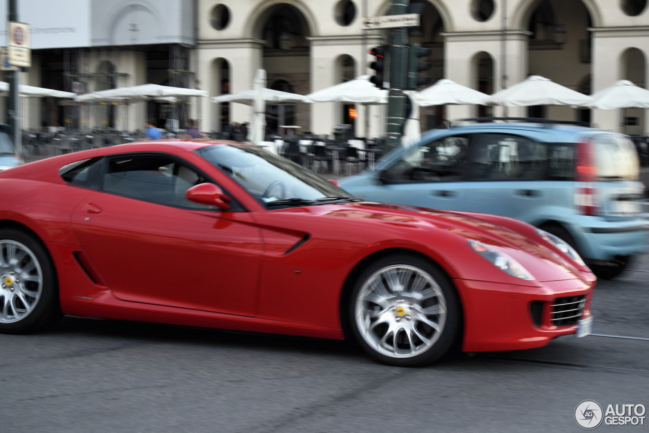 2017 Ferrari 599 GTB Fiorano China photo - 3