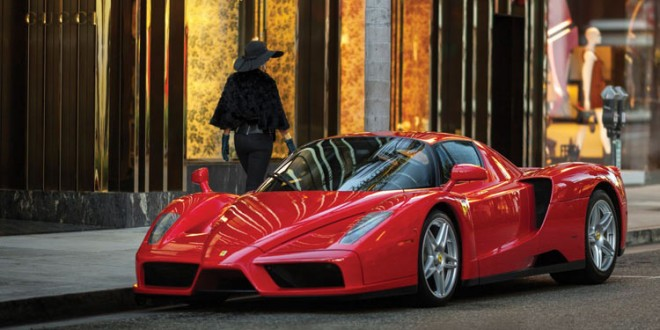 2017 Ferrari Enzo photo - 3
