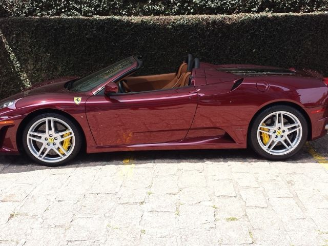 2017 Ferrari F430 Spider photo - 4
