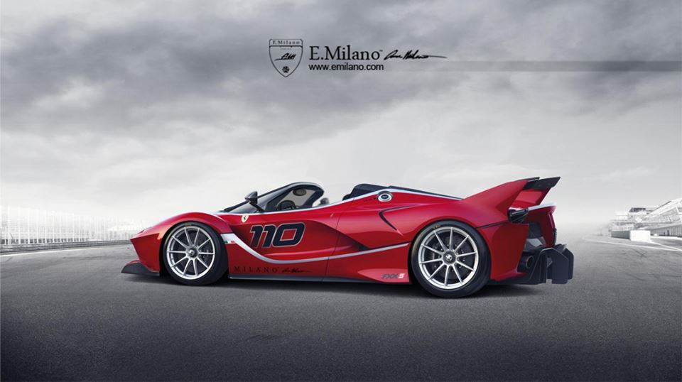 2017 Ferrari FXX Evolution photo - 2