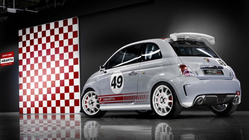 2017 Fiat 500 Abarth Assetto Corse photo - 2