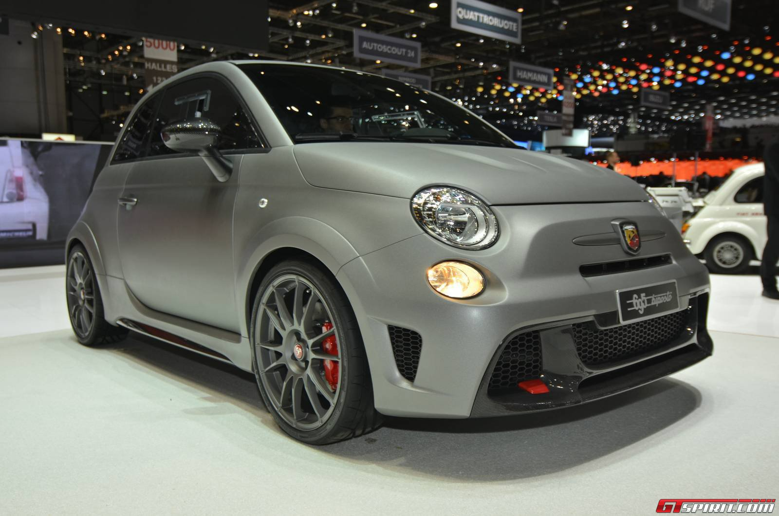 2017 Fiat 695 Abarth Biposto photo - 4