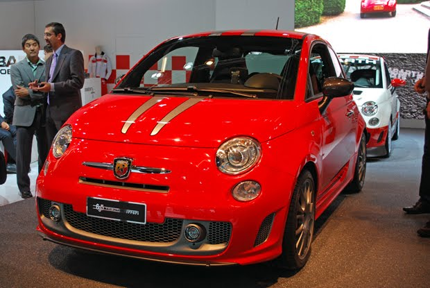 2017 Fiat 695 Abarth Tributo Ferrari photo - 2