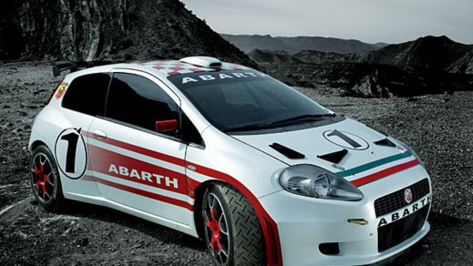 2017 Fiat Grande Punto Abarth Preview photo - 4