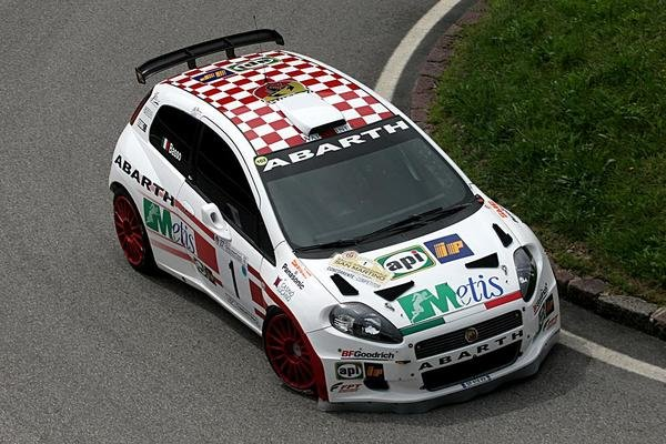 2017 Fiat Grande Punto Abarth S2017 photo - 4