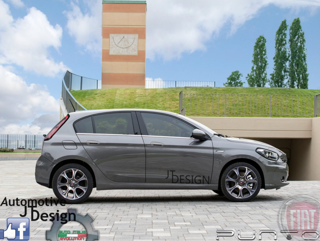 2017 Fiat Punto Natural Power photo - 4