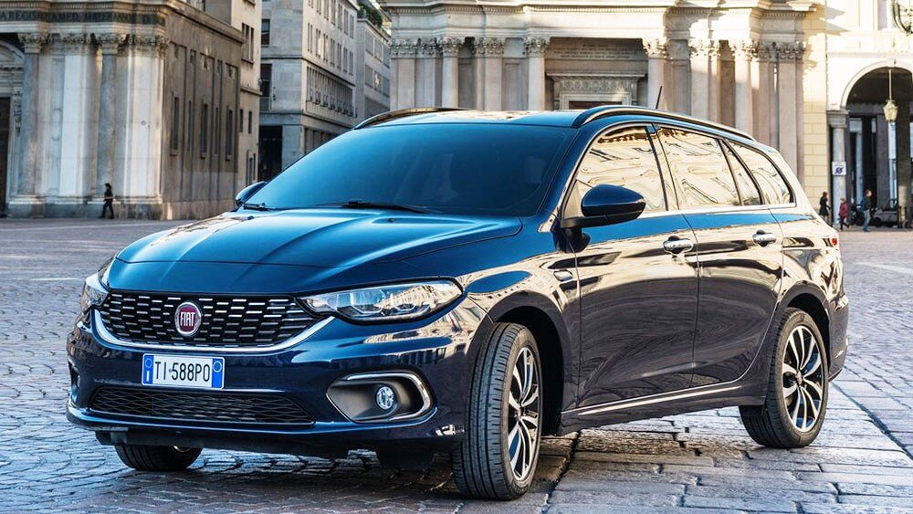2017 Fiat Tipo 3 TER photo - 2