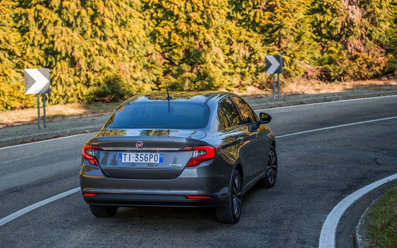2017 Fiat Tipo 3 TER photo - 4