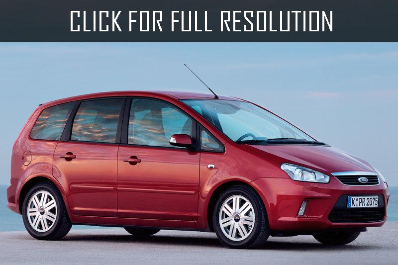 2017 Ford C MAX photo - 3