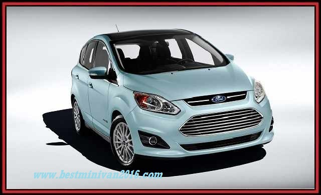 2017 Ford C MAX photo - 4