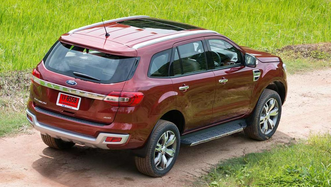 2017 Ford Everest photo - 2