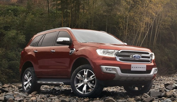 2017 Ford Everest photo - 4