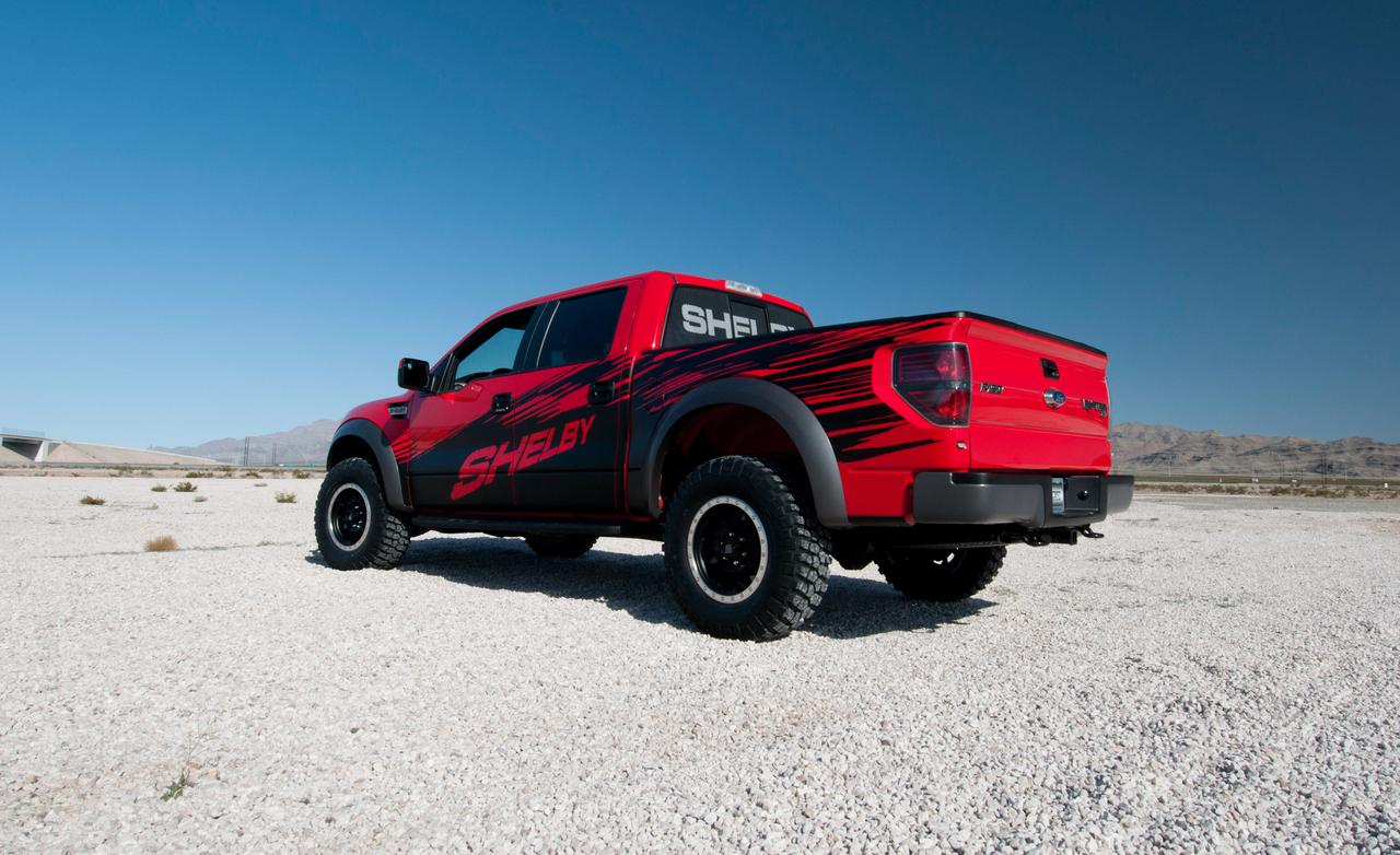 2017 Ford F 150 SVT Raptor Special Edition photo - 3