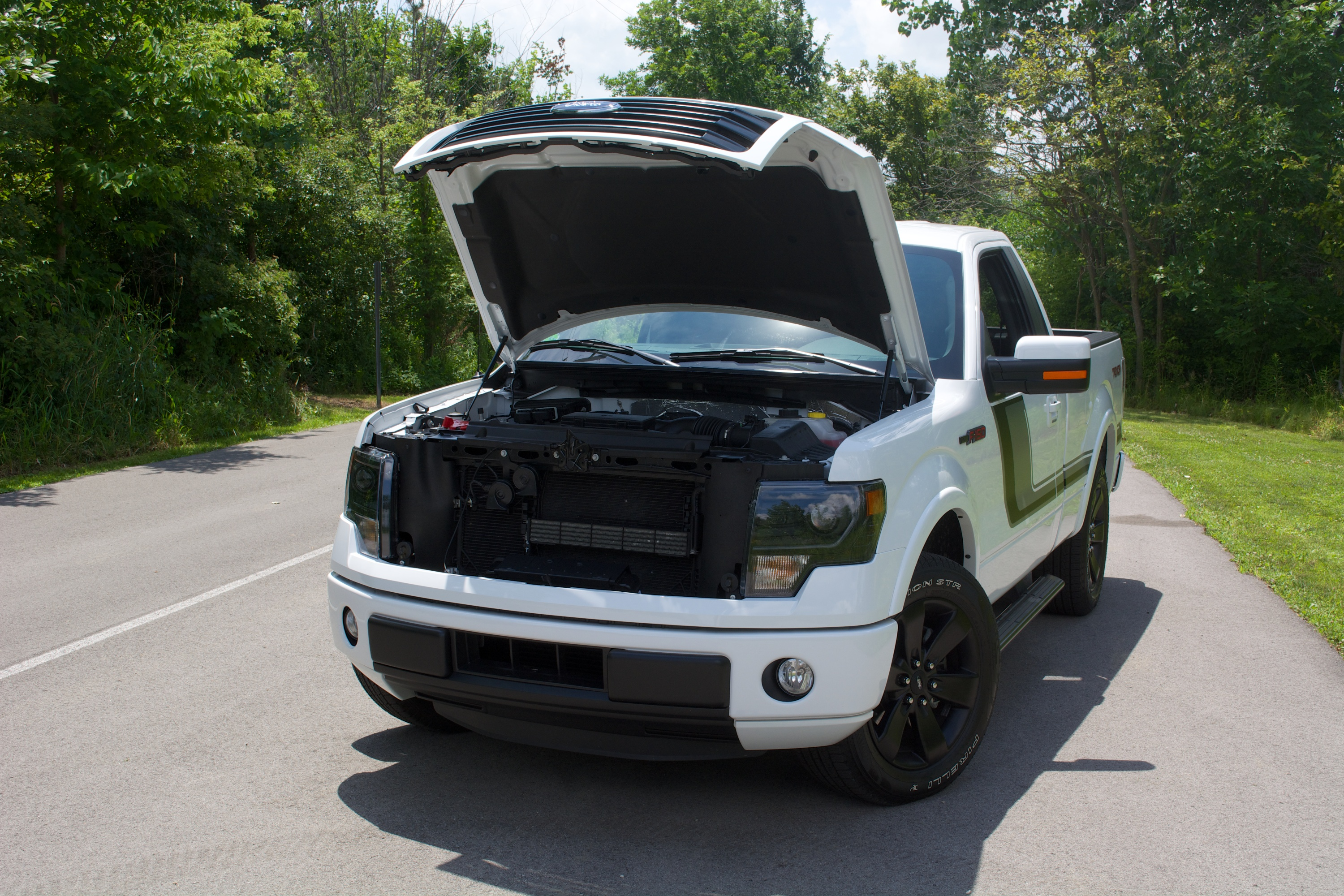 2017 Ford F 150 Tremor photo - 1