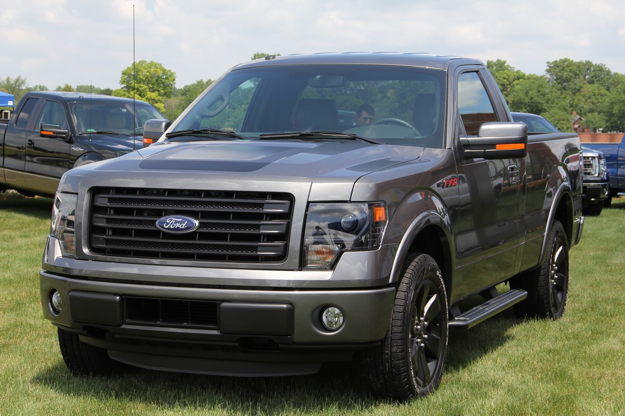2017 Ford F 150 Tremor photo - 2