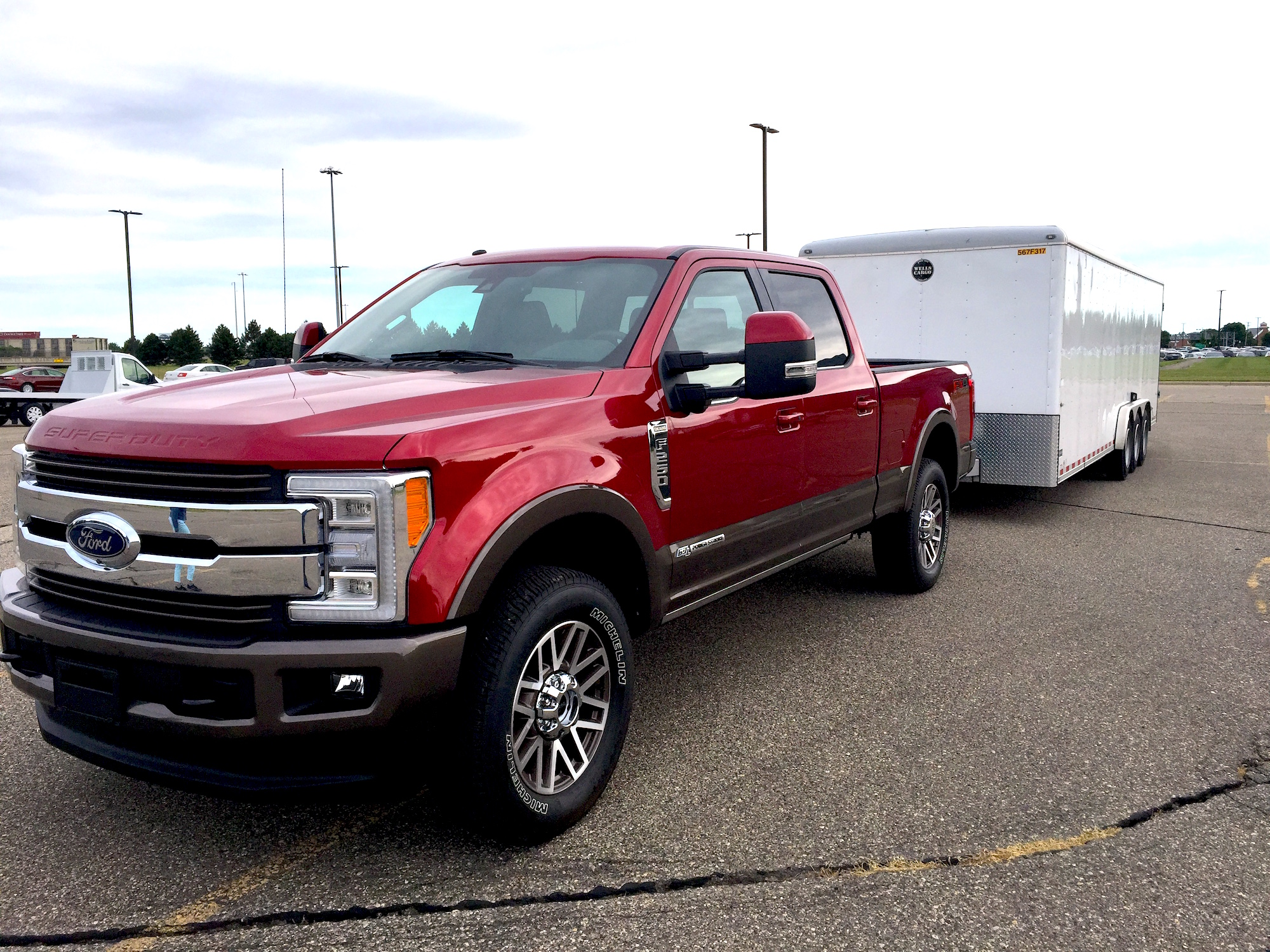 2017 Ford F Series Cabelas FX4 photo - 1