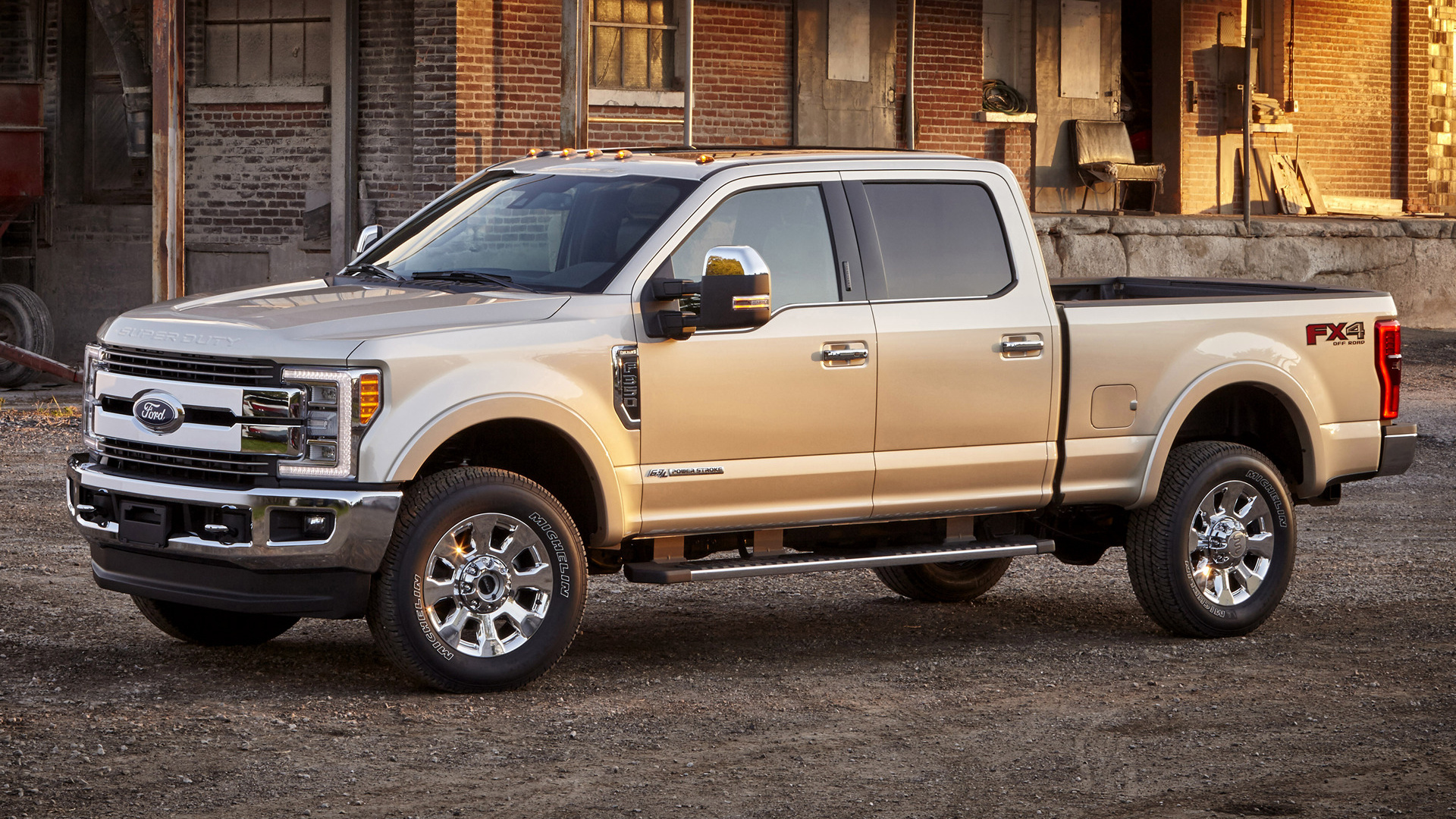 2017 Ford F Series Cabelas FX4 photo - 2