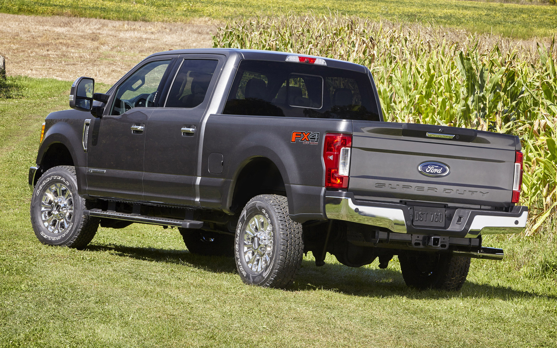 2017 Ford F Series Cabelas FX4 photo - 4