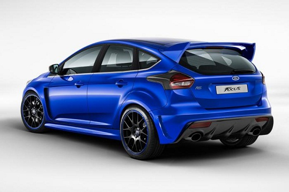 2017 Ford Fiesta ST Concept photo - 2