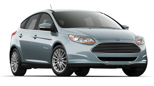 2017 Ford Focus Electric photo - 2