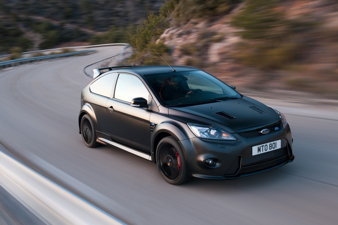 2017 Ford Focus ST500 photo - 1